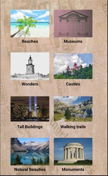 World tourist guide apk screenshot