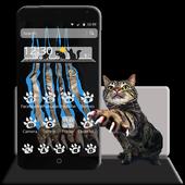Cat Paw Scratch Theme icon