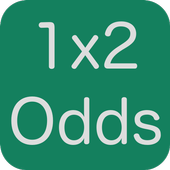 1x2 Dropping odds : Live score and Betting tips icon