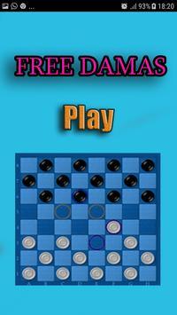 Free Dames poster