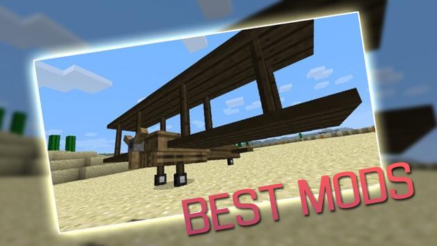 Новые Моды для MCPE apk screenshot