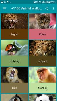 +1100 Animal Wallpapers screenshot 3