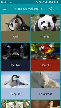 +1100 Animal Wallpapers screenshot 4