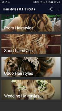 Hairstyles & Haircuts screenshot 6