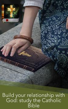Catholic Holy Bible captura de pantalla 12