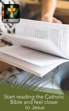 Catholic Holy Bible captura de pantalla 14