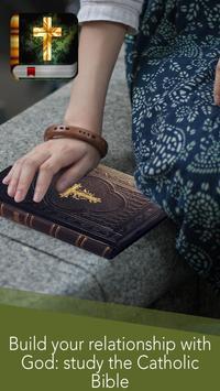 Catholic Holy Bible captura de pantalla 2