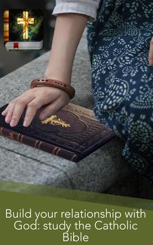 Catholic Holy Bible captura de pantalla 7