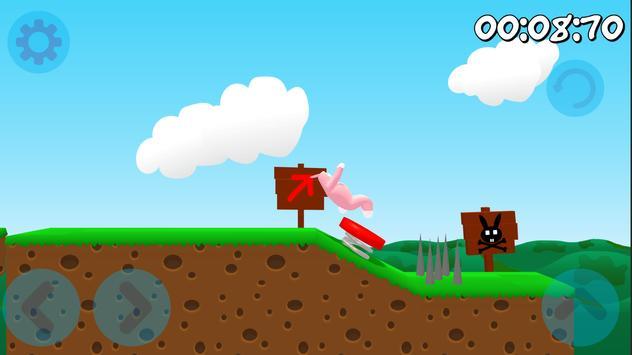 Super Bunny Man - Classic screenshot 1
