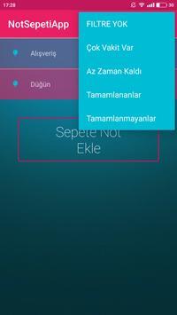 Not Sepeti screenshot 5