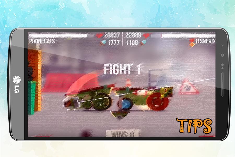 Free Crash Arena Turbo Tips poster
