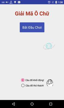 Giải Mã Ô Chữ poster