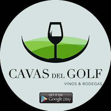 Cavas Del Golf poster