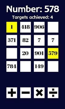 Operations (A Math Challenge) screenshot 3