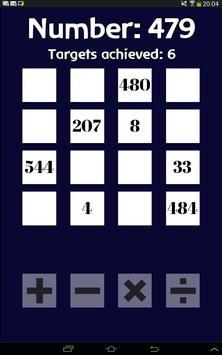 Operations (A Math Challenge) screenshot 5
