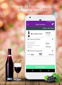 Compre Vinhos e Espumantes Online, + de 700 opções apk screenshot