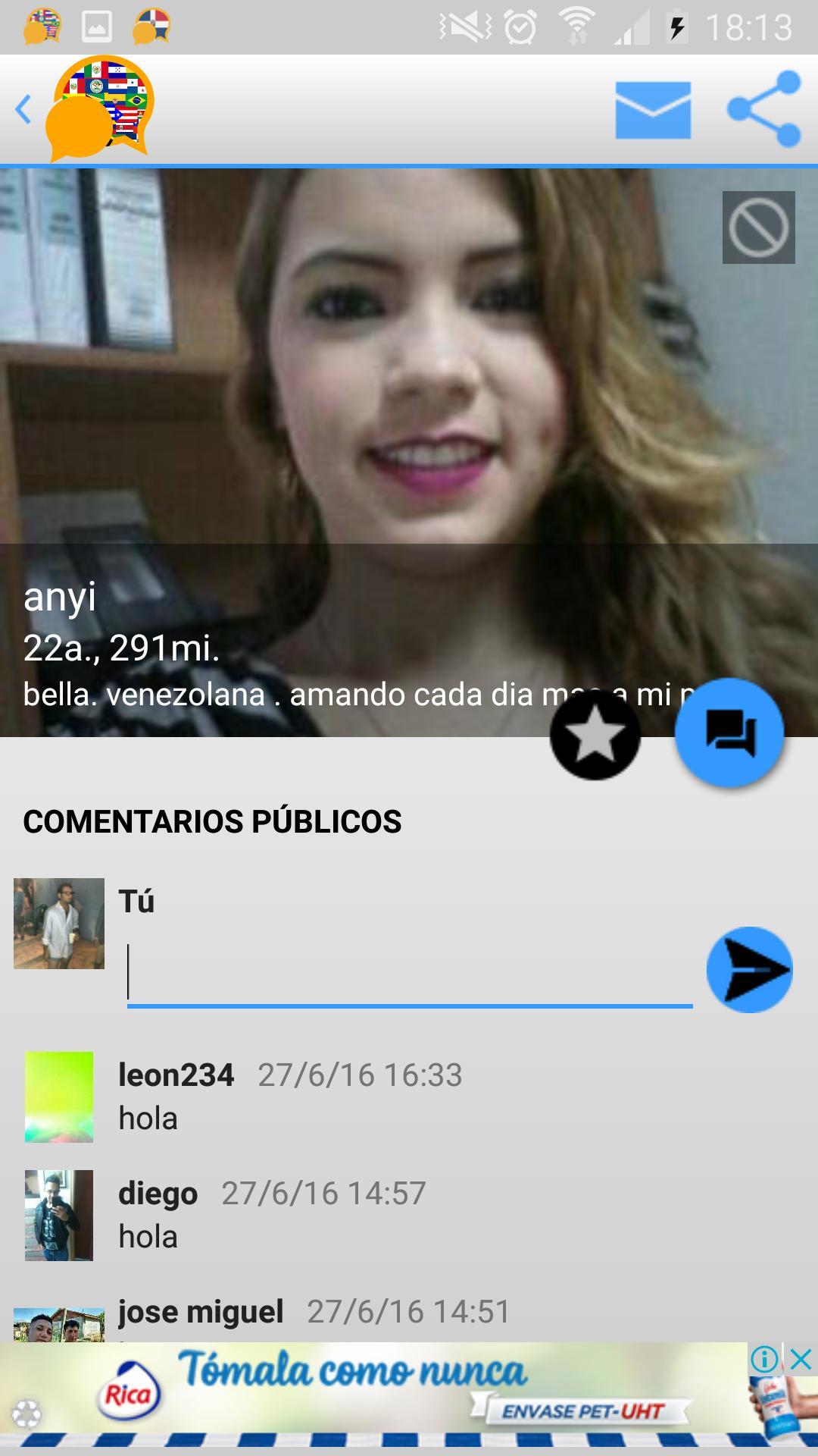 video chat latino