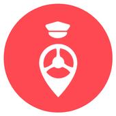Taxi Driver Application icon