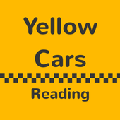 Yellow Cars Reading icon