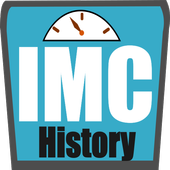 IMC History. Follow the Evolution of Your Diet. icon