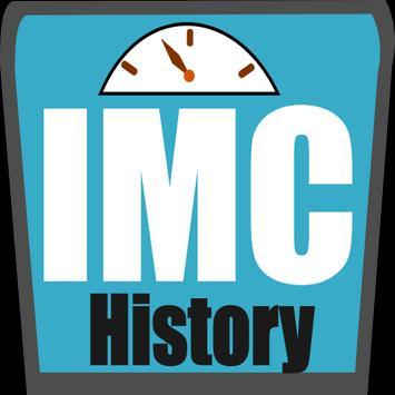 IMC History. Follow the Evolution of Your Diet. screenshot 1