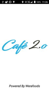 Cafe 2.0 poster