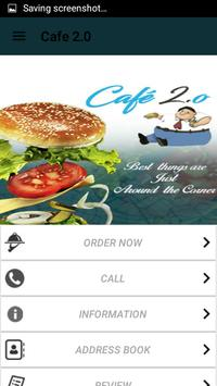 Cafe 2.0 apk screenshot