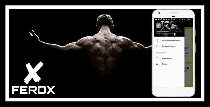 Ferox App screenshot 1