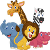 Animal Sounds-icoon