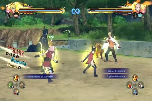 Hint Naruto Ultimate Ninja Storm 4 screenshot 3