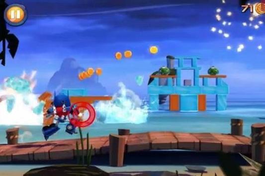 New Angry Birds Transfomers Tips apk screenshot
