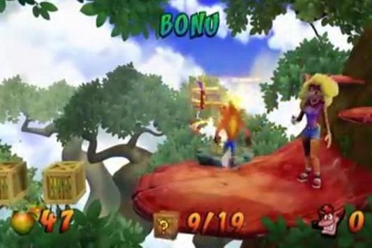 Tips Crash Bandicoot apk screenshot
