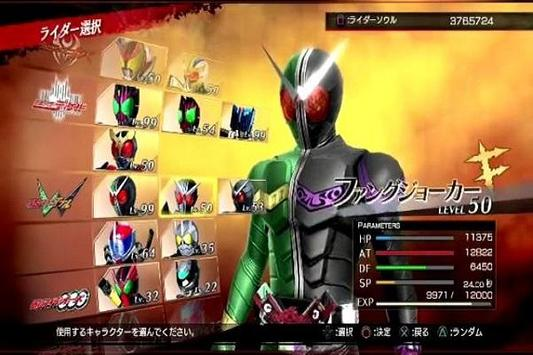 Tips Kamen Rider Battride War 3 poster