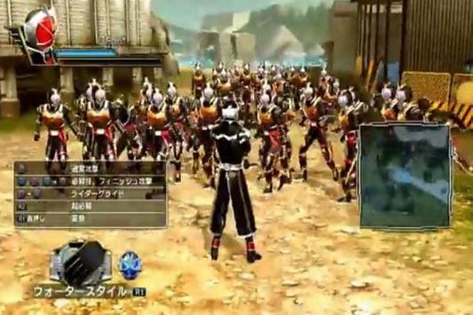 Tips Kamen Rider Battride War 3 apk screenshot
