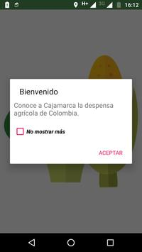 Cajamarca app poster