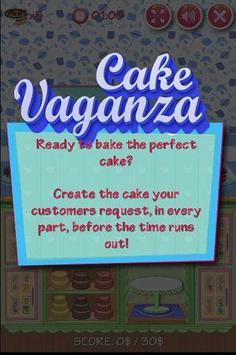 Cake Vaganza screenshot 1