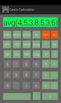 Scientific Calculator screenshot 1
