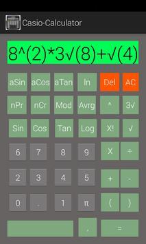 Scientific Calculator screenshot 2