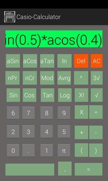 Scientific Calculator screenshot 3