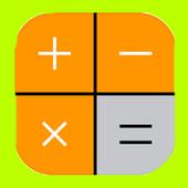Sensor Based Calculator icon