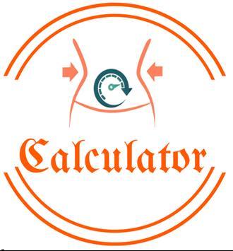 Calculator BMI IMC poster