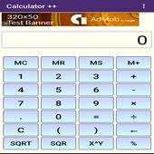 Calculator ++ icon