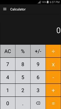 Schermata apk Calculator