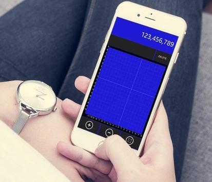 Calculator Super calcula calc scientific + / - = x screenshot 4