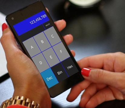 Calculator Super calcula calc scientific + / - = x screenshot 5