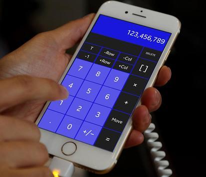 Calculator Super calcula calc scientific + / - = x screenshot 9