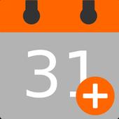 AgendaNote Calendario Appunti icon