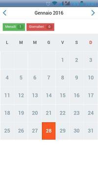 AgendaNote Calendario Appunti poster