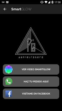 SmartGLOW apk screenshot