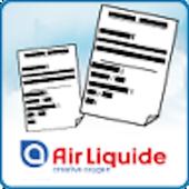 Air Liquide E-Data icon